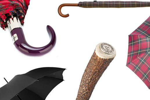 15 of The Best Men's Designer Umbrellas
