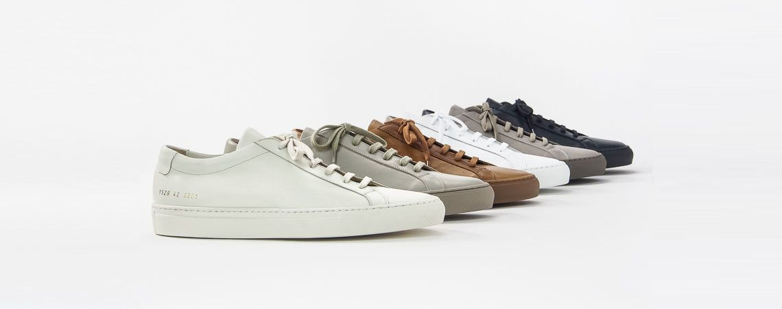 The Rise Of Luxury Menswear Sneaker Brands