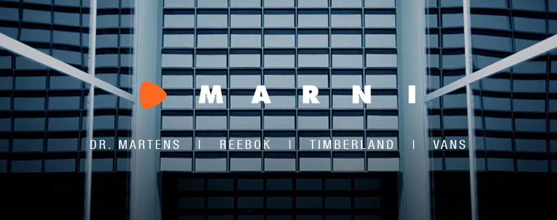 MARNI x Zalando #StepIntoMARNI collection 2016