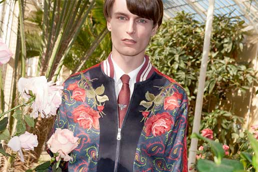 MR PORTER x Gucci Exclusive Capsule Collection