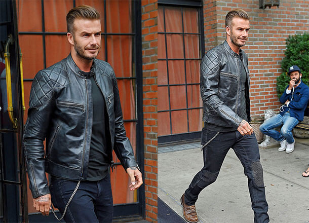 The Ultimate Guide To Buying A Men S Leather Jacket