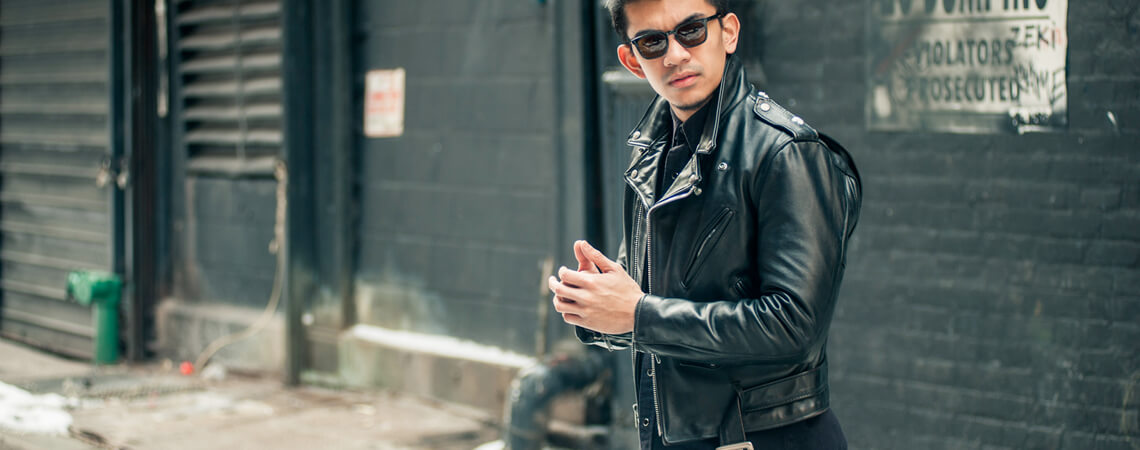 The Ultimate Guide to Buying a Men's Leather Jacket